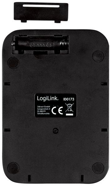 Keypad LOGILINK ID0173, Wireless, schwarz - Produktbild 4