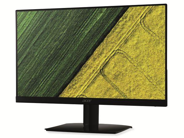 "IPS-Monitor ACER HA240Ybid, 24"", EEK A, 1920x1080, HDMI, DVI, VGA - Produktbild 1"