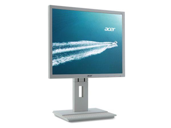 "IPS-Monitor ACER B196LAcmdr, 19"", DVI, VGA, weiß - Produktbild 2"