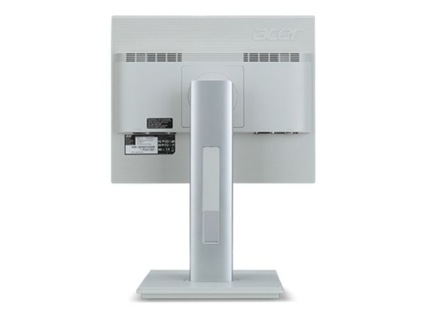 "IPS-Monitor ACER B196LAcmdr, 19"", DVI, VGA, weiß - Produktbild 4"