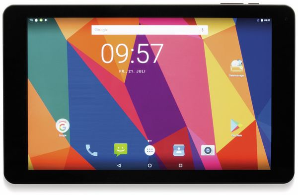 "Tablet CAPTIVA Pad 10 3G+, Android 7.0, 10.1"" IPS-Display, Quad-Core - Produktbild 2"