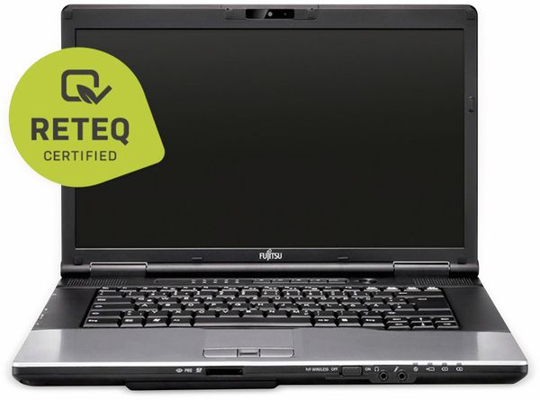 "Laptop FUJITSU Lifebook E752, 15,6"", Intel i5, 128 GB SSD, Win10H, Refurb. - Produktbild 4"