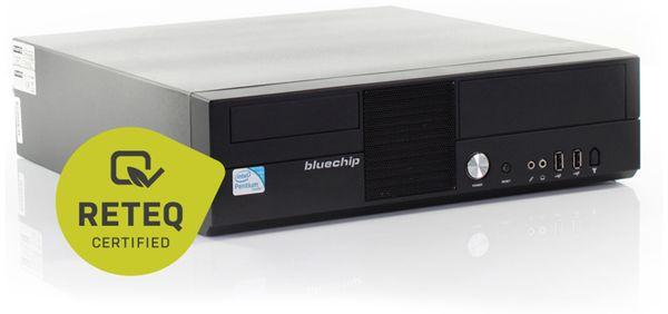 PC BLUECHIP Businessline, Intel Pentium, 128 GB SSD, Win10H, Refurbished - Produktbild 2