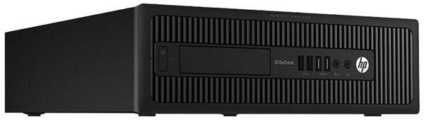 PC HP Elite 800 G1 SFF, Intel i7, 256 GB SSD, 8 GB RAM, Win10Pro, Refurb. - Produktbild 1