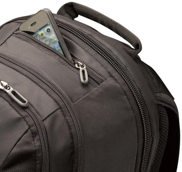"""Notebook-Rucksack CASE LOGIC RB217, 17,3"""", schwarz - Produktbild 4"""