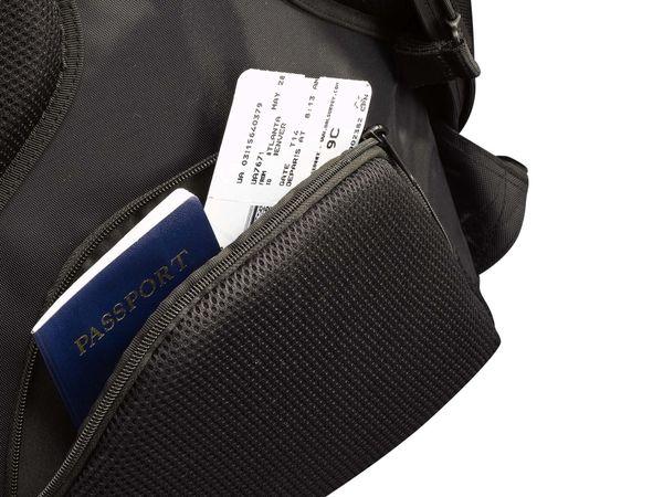"""Notebook-Rucksack CASE LOGIC RB217, 17,3"""", schwarz - Produktbild 5"""