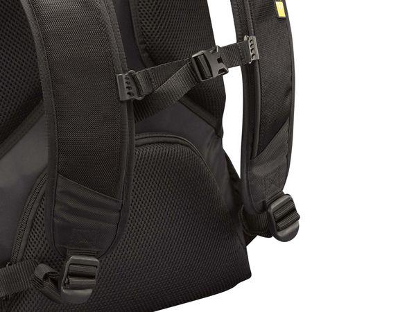 """Notebook-Rucksack CASE LOGIC RB217, 17,3"""", schwarz - Produktbild 6"""