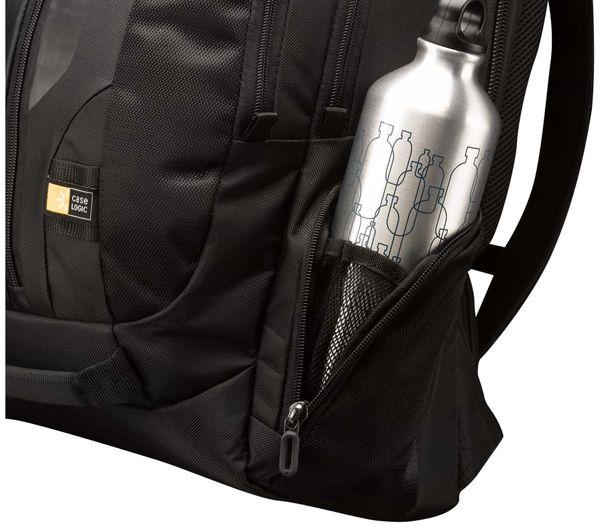"""Notebook-Rucksack CASE LOGIC RB217, 17,3"""", schwarz - Produktbild 7"""