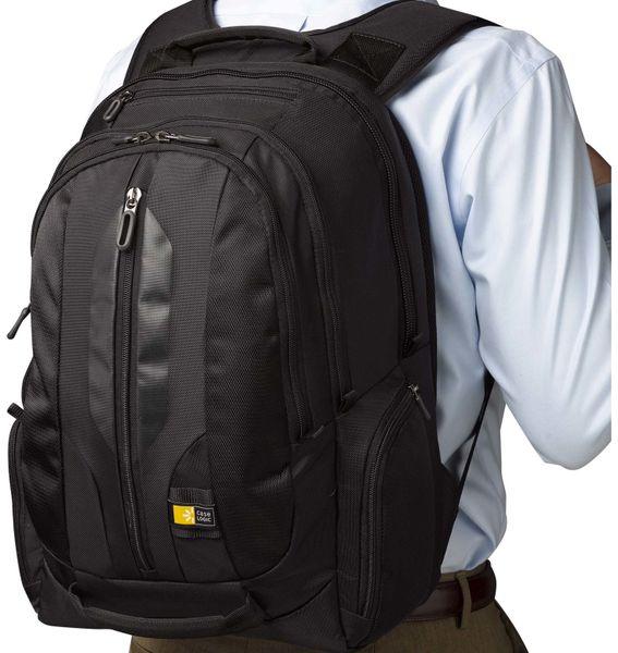 """Notebook-Rucksack CASE LOGIC RB217, 17,3"""", schwarz - Produktbild 16"""