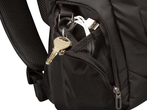 """Notebook-Rucksack CASE LOGIC RB217, 17,3"""", schwarz - Produktbild 17"""