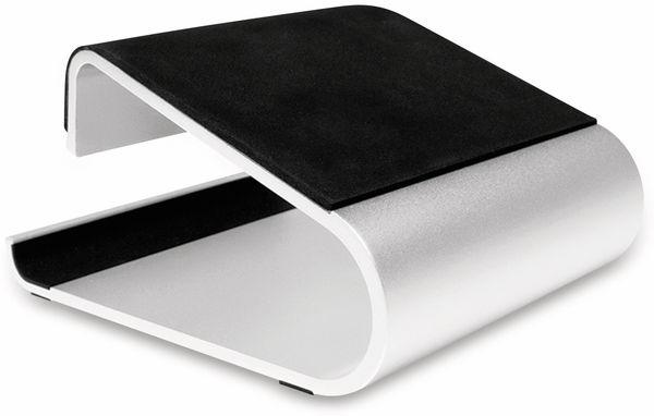 Ständer für Smartphones/Tablets LOGILINK AA0107, Aluminium - Produktbild 3