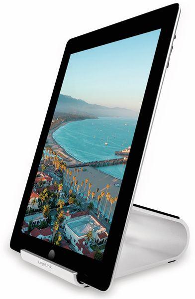Ständer für Smartphones/Tablets LOGILINK AA0107, Aluminium - Produktbild 6