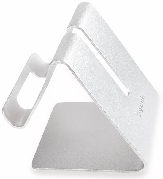 Smartphone/Tablethalter LOGILINK AA0122, Aluminium - Produktbild 3