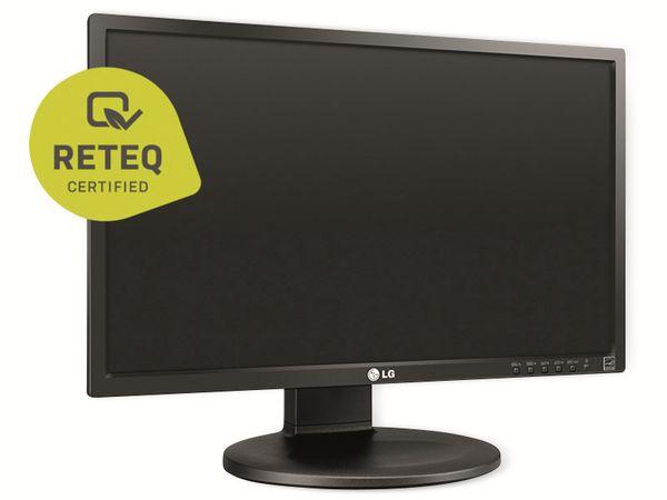 "IPS-Monitor LG 24MB35PYB, 23,8"", VGA, DVI, DP, Refurbished - Produktbild 1"