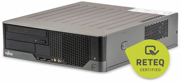 PC FUJITSU Esprimo E9900, Intel i3, 12 GB RAM, 256 GB SSD, Win10H, Refurb. - Produktbild 2