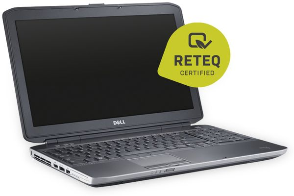 "Laptop DELL Latitude E5530, 15,6"", i5, 128 GB SSD, 8 GB RAM, Win10H, Refurb - Produktbild 2"