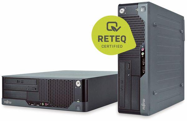 PC FUJITSU Esprimo E9900 E-Star5, Intel i3, 256GB SSD+ 500 GB HDD, Refurb.
