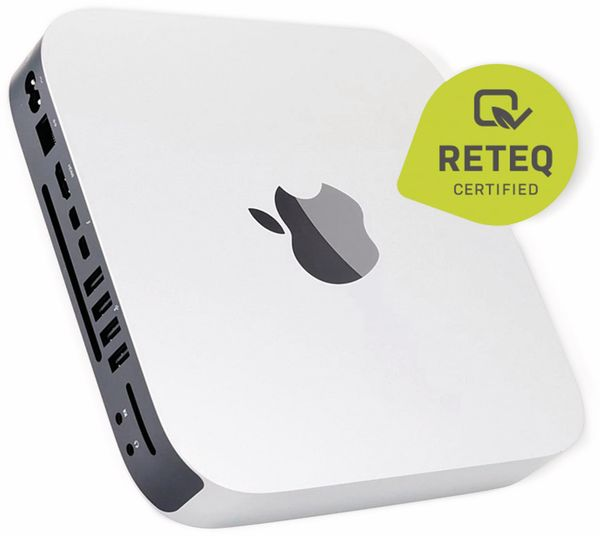 PC APPLE Mac Mini Late 2014, Intel i5, 256 GB SSD, OS X, Refurbished - Produktbild 1