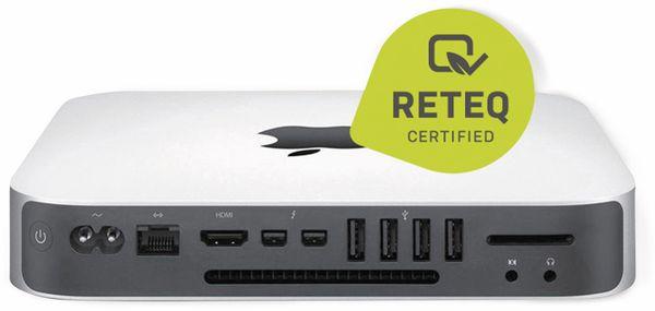 PC APPLE Mac Mini Late 2014, Intel i5, 256 GB SSD, OS X, Refurbished - Produktbild 3