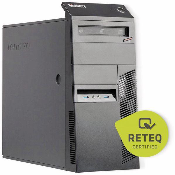 PC LENOVO ThinkCentre M83, 16 GB RAM, 512 GB SSD, Win10H, Refurbished