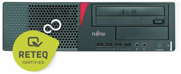 PC FUJITSU Esprimo E920, Intel i5, 8GB RAM, 256GB SSD, Win10H, Refurbished - Produktbild 3