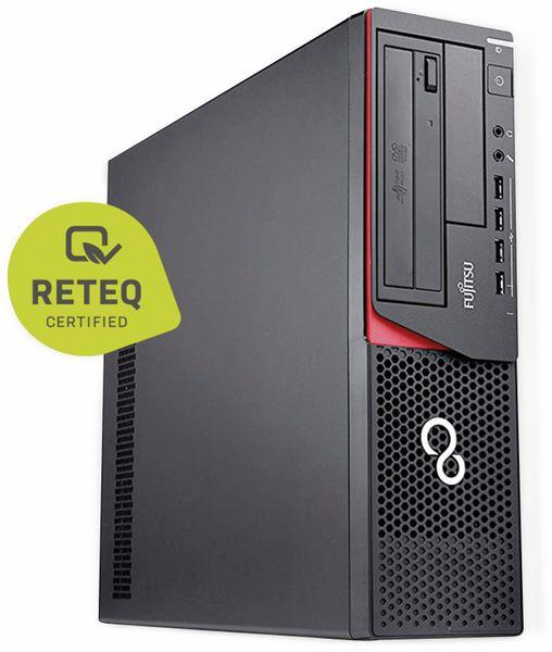 PC FUJITSU Esprimo E920, Intel i5, 8GB RAM, 256GB SSD, Win10H, Refurbished - Produktbild 4