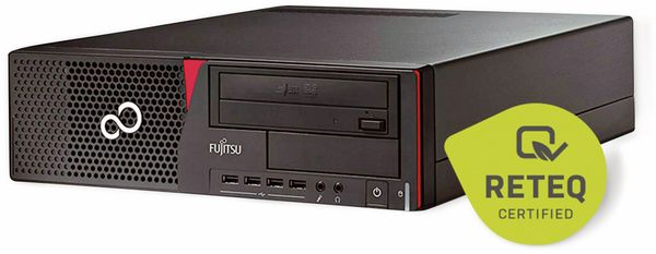 PC FUJITSU Esprimo E920, Intel i5, 8GB RAM, 128GB SSD, Win10H, Refurbished - Produktbild 3