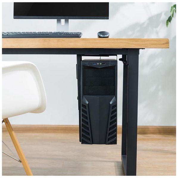 PC-Halterung LOGILINK EO0005, Wand-/Untertischmontage, drehbar - Produktbild 2