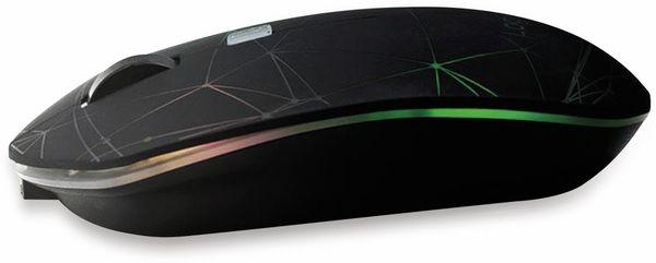 Bluetooth-Maus LOGILINK ID0172, beleuchtet - Produktbild 3