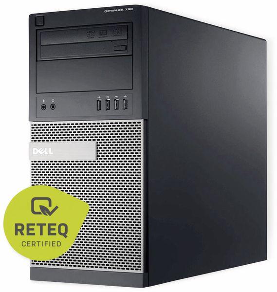 PC DELL Optiplex 790MT, Intel i5, 12 GB RAM, 256 GB SSD, Win10Pro, Refurb.