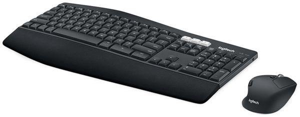 Funk-Tastatur- und Maus-Set LOGITECH MK850, Unifying, 1000 dpi - Produktbild 2