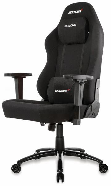Gaming-Stuhl AKRACING Opal, schwarz - Produktbild 2