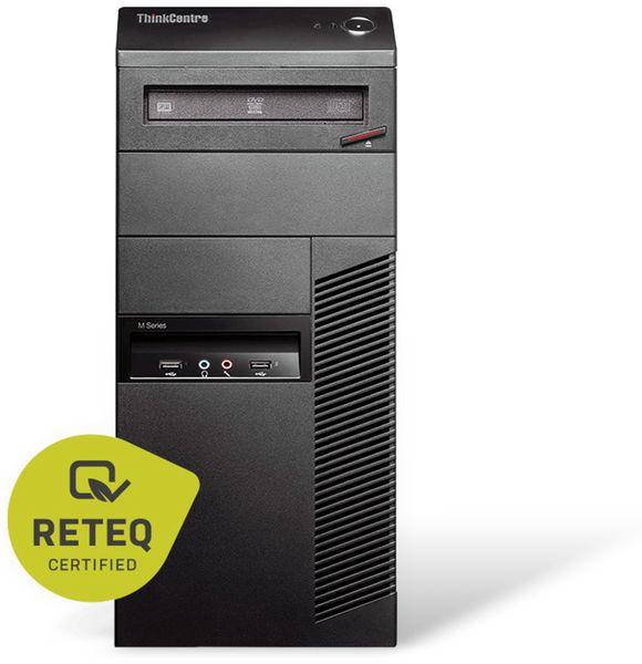 PC LENOVO ThinkCentre M83 10 AG, Intel Pentium, 500 GB, Win10H, Refurb.
