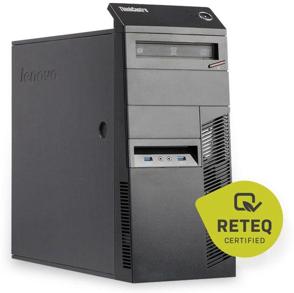 PC LENOVO ThinkCentre M83 10 AG, Intel Pentium, 500 GB, Win10H, Refurb. - Produktbild 2