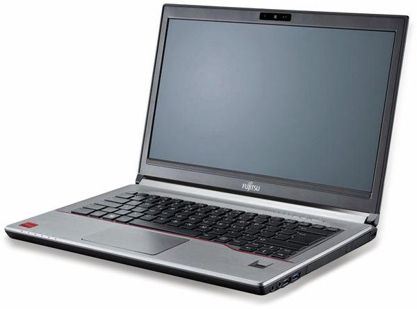 "Laptop FUJITSU Lifebook E744, 14"", i5, 256GB SSD, UMTS, Win10Pro, Refurb."
