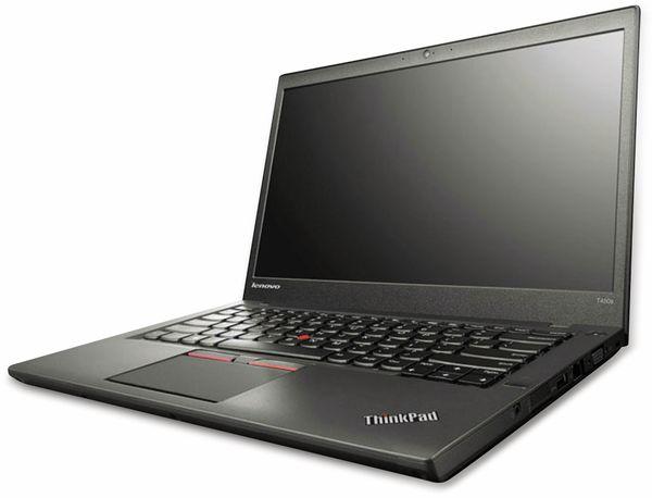 "Laptop LENOVO ThinkPad T450s Touch, 14"", i5, 12GB RAM, 512GB SSD, Refurbished"
