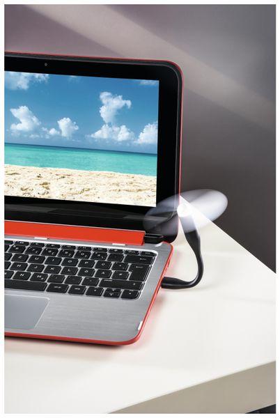 USB-Mini-Ventilator HAMA, schwarz - Produktbild 3