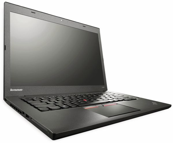 "Laptop LENOVO ThinkPad T450, 14"", i5, 256 GB SSD, Win10Pro, Refurbished"