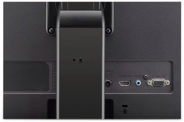 "IPS-Monitor LG 24BK450H-B, 24"", EEK: F, 1920x1080, HDMI, VGA - Produktbild 5"