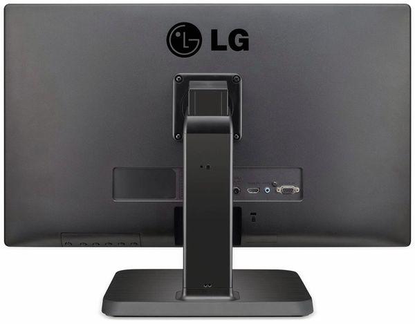 "IPS-Monitor LG 24BK450H-B, 24"", EEK: F, 1920x1080, HDMI, VGA - Produktbild 6"
