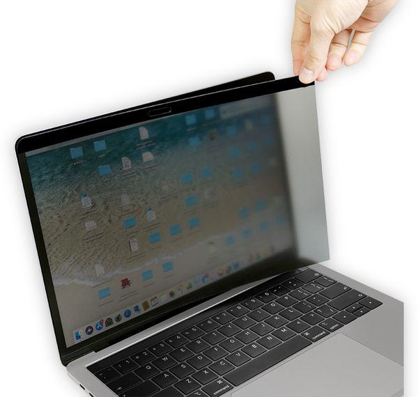 "Sichtschutzfilter LOGILINK AA0125, Macbook Pro 13,3"", magnetisch - Produktbild 5"