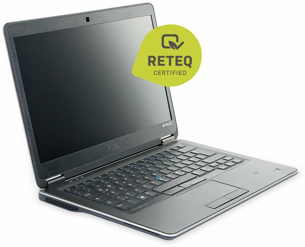 "Laptop DELL Latitude E7440, 14"", i7, 8GB RAM, 256GB SSD, Win10P, Refurb. - Produktbild 3"