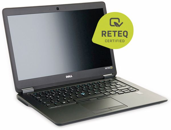 "Laptop DELL Latitude E7450, 14"", i7, 16GB RAM, 256GB SSD, Win10P, Refurb. - Produktbild 4"