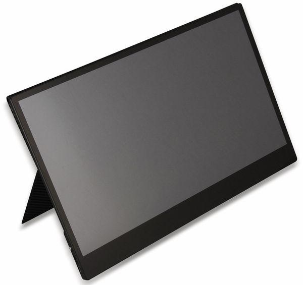 "USB-C Touch-Monitor JOY-IT Joy-View 15, 15,6"", HDMI, 1920x1080"