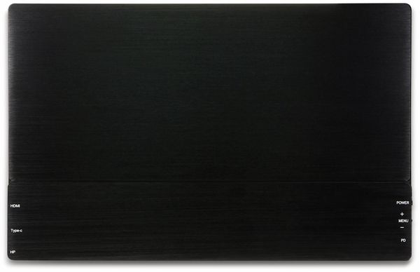 "USB-C Touch-Monitor JOY-IT Joy-View 15, 15,6"", HDMI, 1920x1080 - Produktbild 2"