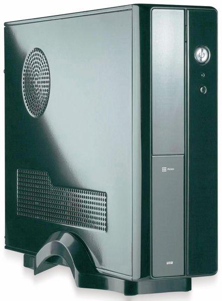PC JOY-IT Mini Intel i3-8100, 8GB RAM, 500 GB SSD, Win10P