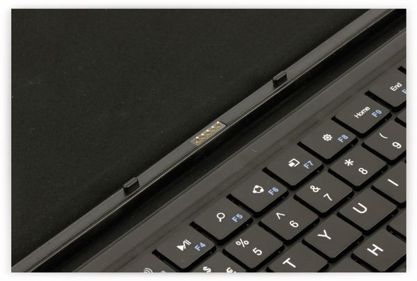 Tastatur/Schutztasche, IONIK, UK - Produktbild 3