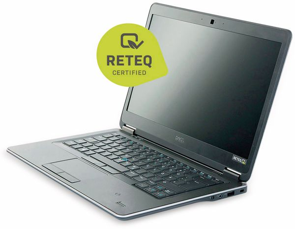 Laptop DELL Latitude E7440, Intel i5, 128GB SSD, 8GB RAM, Refurbished - Produktbild 4