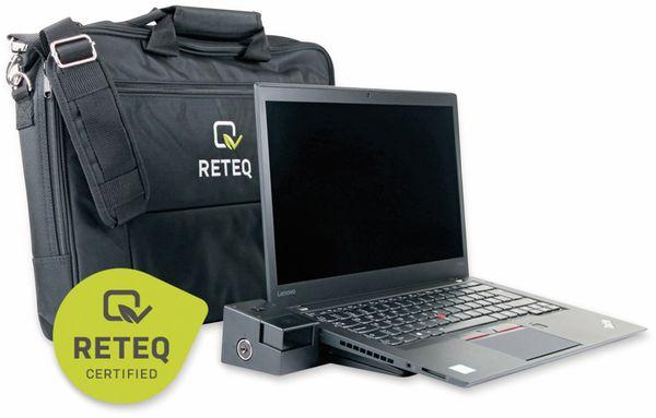 "Laptop LENOVO ThinkPad T460s, 14"", i5, 256GB SSD, Win10P, Refurbished"