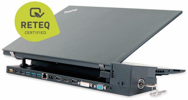 "Laptop LENOVO ThinkPad T460s, 14"", i5, 256GB SSD, Win10P, Refurbished - Produktbild 4"
